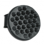 curry comb-round rubber2