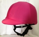 helmet cover-hot pink