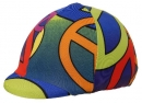 helmet cover-peace
