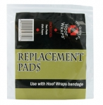 hoof wraps replacement pads