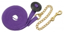 lunge line-german cord w chain1