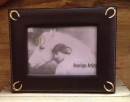 picture-frame---brown-leather-4-horseshoes-5x7-1816br