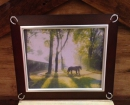picture-frame---walnut-wood-4-silver-horseshoes-8x10--1815br