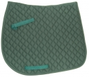 saddle pad-century colour burst all purpose