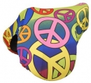 saddle-cover-peace-signs