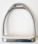 stirrup irons-nickle plated